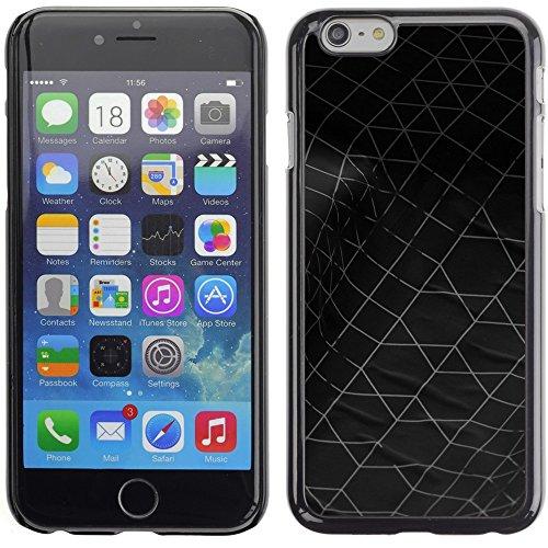 Graphic4You COLORED WOOD PLANKS Muster Harte Hülle Case Tasche Schutzhülle für Apple iPhone 6 Plus / 6S Plus Design #18