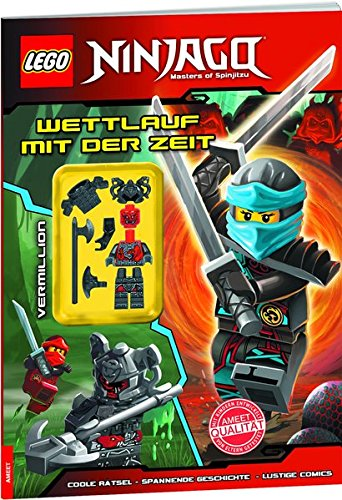 Preisvergleich Produktbild LEGO® NINJAGO®. Wettlauf mit der Zeit