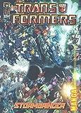 The Transformers: Stormbringer Manga