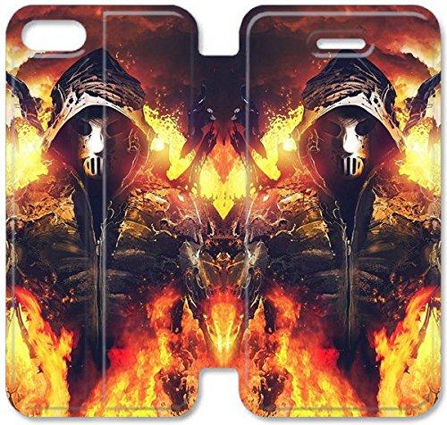 Flip étui en cuir PU Stand pour Coque iPhone 5 5S, bricolage 5 5S cellulaire Phone Coque Case Flip Pu en cuir Stand pour Coque iPhone 5 5S, bricolage 5 5S étui de téléphone cellulaire en