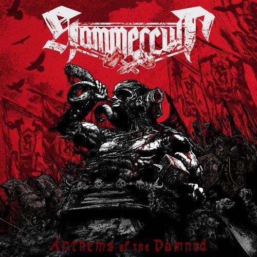 Anthems of the Damned by Hammercult (2012-05-15)