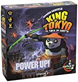 Uplay.It - King of Tokyo Gioco da Tavolo, Power Up, Espansione per King of Tokyo