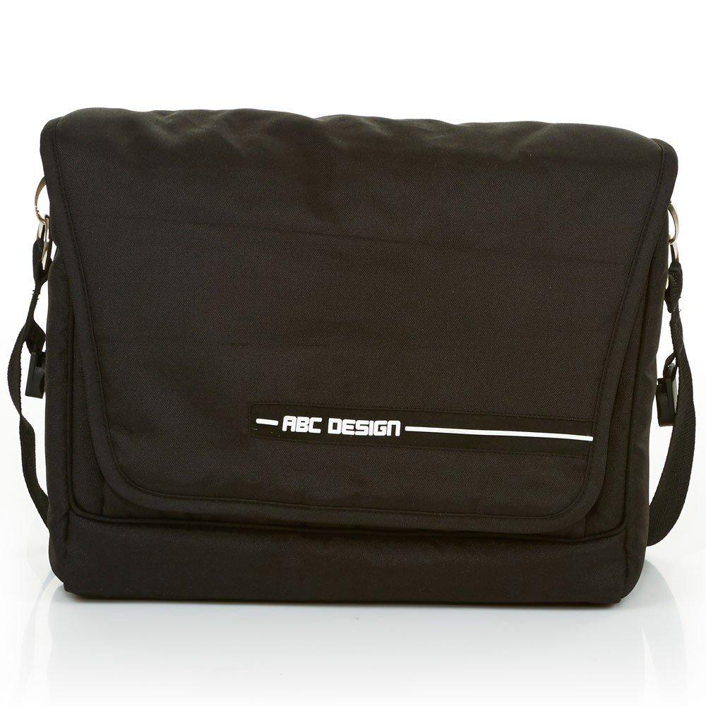 ABC Design 91300708 Changing Bag Fashion Coal Borsa Fasciatoio Nero