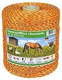 Corde pour clôture électrique Jumbo–Taille au choix 1000m - 5000m–Qualité de la marque Eider–Fabriqué en Allemagne