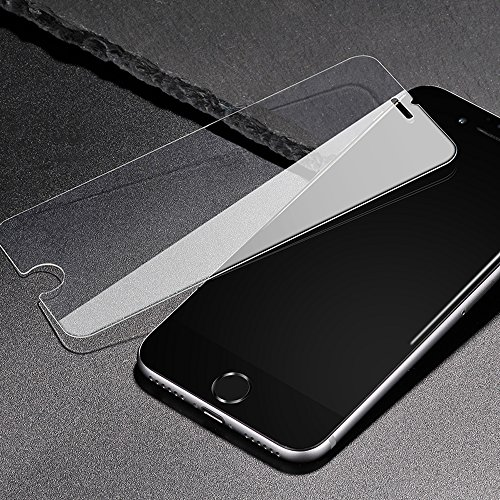Coque Apple iPhone 7,PUGO TOP PU Leather Housse de Protection [Kickstand] et Anti Scratch Etui Pour Apple iPhone 7(2016)-or rose film-clair