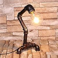 Lampada da tavolo pieghevole&Lampada da tavolo retrò&Lampada da tavolo lavoro&Lampada da tavolo LED&Lampade da tavolo in legno&Paralumi per lampade da tavolo&Lampada da tavolo treppiede legno Lampada da tavolo di tubi ferro industriale dell
