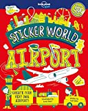 Sticker World: Airport (Lonely Planet Kids)