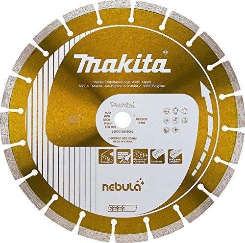 Makita B-53992 Diamantsch. 125x22,23 NEBULA, Mehrfarbig