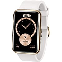 HUAWEI WATCH FIT Elegant Smartwatch, 1,64 Zoll AMOLED-Display, Persönlicher Coach, 10 Tage Akkulaufzeit, GPS, 5ATM…