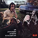 Songtexte von Jack Bruce - Things We Like
