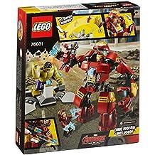 LEGO Super Heroes - El Golpe Demoledor de Hulk (76031)
