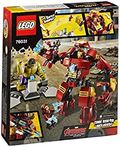 LEGO Super Heroes 76031 - The Hulk Buster Smash