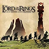 The Lord of the Rings 2018 Calendar