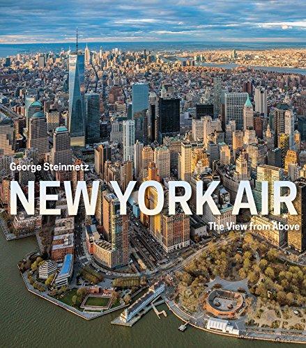 New York Air por George Steinmetz