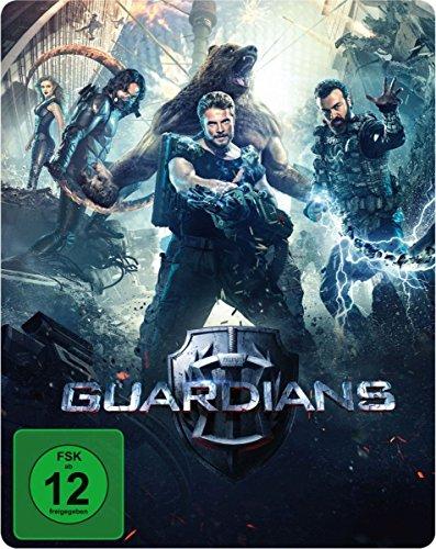 Guardians - Steelbook [Blu-ray]