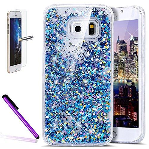 samsung-galaxy-s6-coque-samsung-galaxy-s6-coque-paillettes-galaxy-s6-coque-bling-ce-3d-creative-liqu