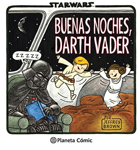 Star Wars buenas noches, Darth Vader por Jeffrey Brown