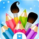 Doodle Coloring Book - Malen & zeichnen