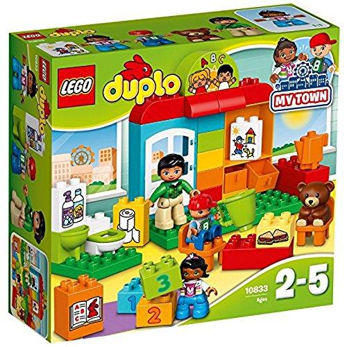 LEGO – DUPLO – Le jardin d'enfants – 10833 – Jeu de Construction