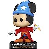 Funko- Pop Disney Archives-Apprentice Mickey Figura coleccionable, Multicolor (49891)