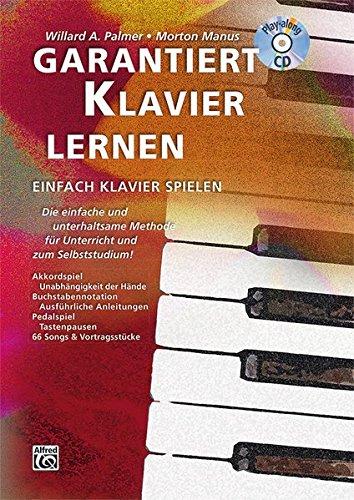 Garantiert-Klavier-lernen-Die-einfache-und-unterhaltsame-Methode-fur-Unterricht-und-zum-Selbststudium-Mit-CD