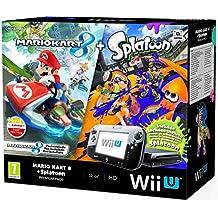 Mario Kart 8 + Splatoon Wii U Premium Pack - Bundle Limited - Nintendo Wii U