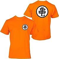 T-Shirt uomo Goku Style, Dragon Ball inspired, Genio delle tartarughe