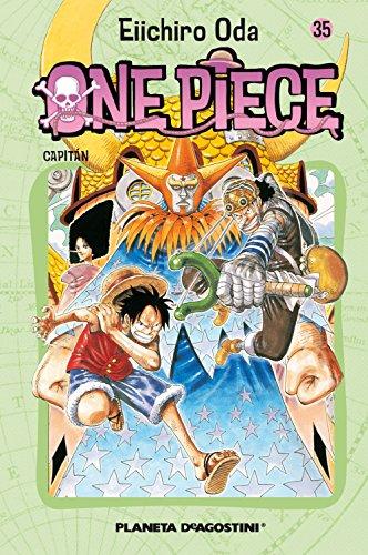 One Piece nº 35: Capitán (Manga Shonen) por Eiichiro Oda