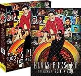 Aquarius Elvis Presley Albums & Singles 1000 Pc Puzzle