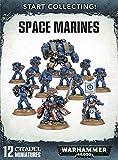 Games Workshop 99120101195Start sammeln Space Marines Miniatur
