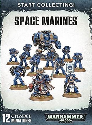 Start Collecting : Space Marines (Warhammer 40k Figuren)