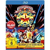 The Adventures of the Galaxy Rangers (la serie completa) [Blu-ray] [Alemania]