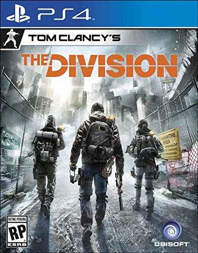Ubisoft Tom Clancy's The Division, PS4 - video games (PS4, PlayStation 4, Action, Ubisoft, RP (Rating Pending), Online, ITA)