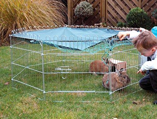 Kaninchengehege, Dobar, einstöckig - 3