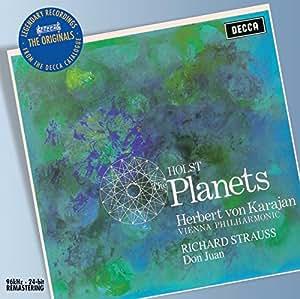 The Originals - The Planets/Don Juan Op.20