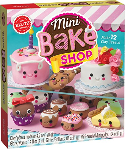 Mini Bake Shop (Klutz) por Editors of Klutz