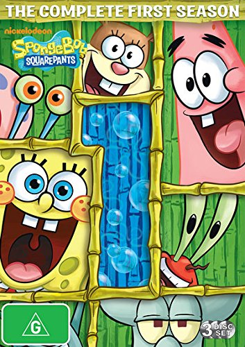 SpongeBob SquarePants: Season 1 [NON-USA Format, Region 4 Import - Australia]