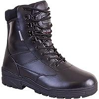 Kombat UK Men's All Leather Patrol Boots