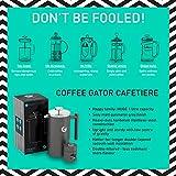 Coffee Gator French Press Kaffeebereiter