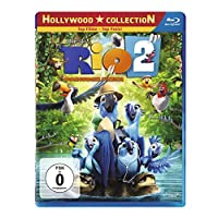 Rio 2 - Dschungelfieber [Blu-ray]
