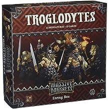 Massive Darkness: Troglodytes Enemy Box