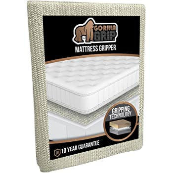 Sleep Tight Non Slip Mattress Grip Pad Full Amazon Co