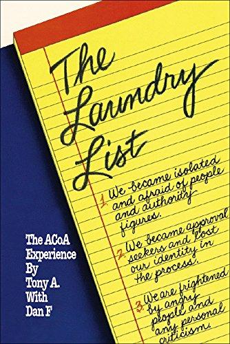 The Laundry List: The ACoA Expereince (English Edition)