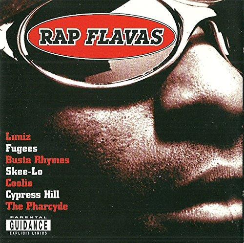 Rare 90's Rap Music (Compilation CD, 34 Tracks)