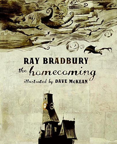 The Homecoming: Illustrated by Dave McKean (WISPS)