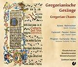 Gregorianische Gesänge -