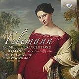 Telemann: Complete Concertos And Trio Sonatas