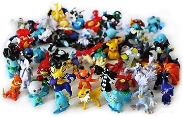 Pokemon Go Pokeball 24 Random Pokemon 3-5cms Action Figure Toys