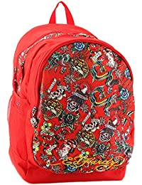 9f6c3b6c60 Ed Hardy Casual 30 liters Polyester Red Backpacks