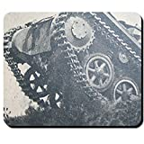 Panzerkampfwagen I Panzer 1 Bild Foto WK 2 Front - Mauspad Laptop PC #10829